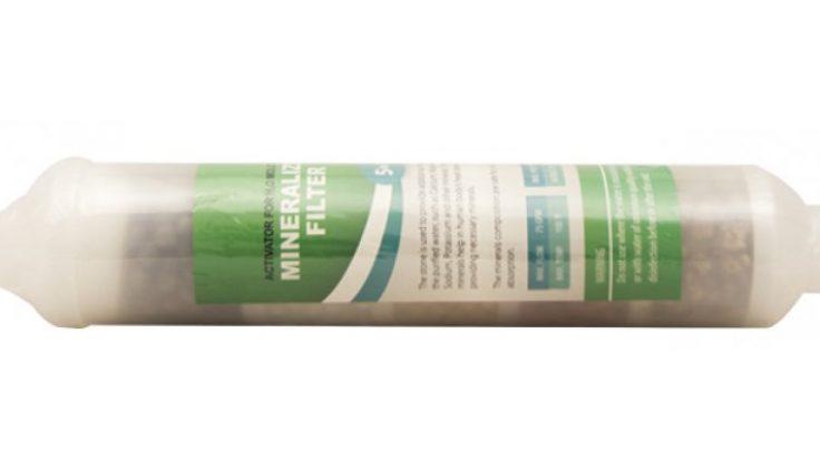 ST-33 Inline 5'li Mineral Filtre