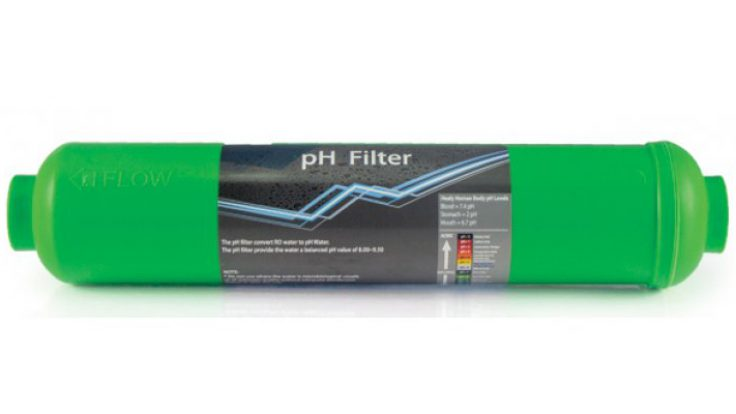 ST-33 Inline pH Filtre