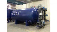 Yatık Çelik Tanklı Yüzey Borulamalı Kum Filtre Sistemleri